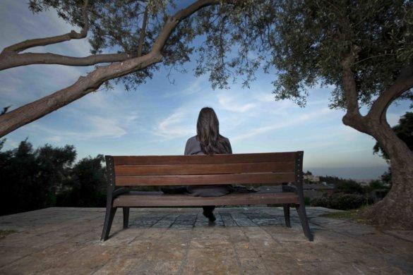נעמי יואלי - 1ובמיוחד גן זה א הספסל צילום טל שמחר