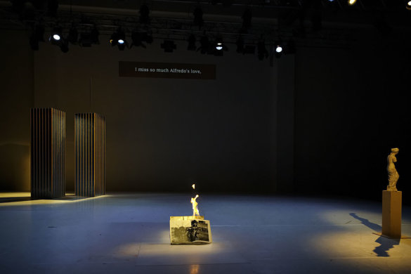 Ana Wild - DasArts Master of Theatre - Master Proof ProjectsLA TRAVIATA AND THE BEGINNING OF THE END, Ana Wild (ISR)Ò