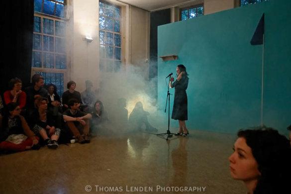 Ana Wild - DasArts Master of Theatre - Presentation Marathon