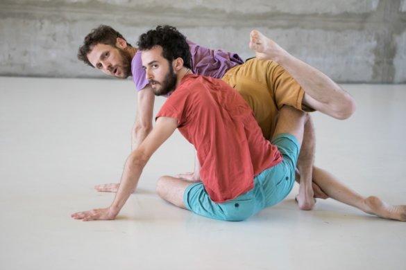 Dance Arena 2017 - אורי שפיר