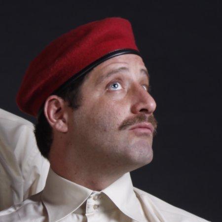 Yonatan Levi, co creator and actor
