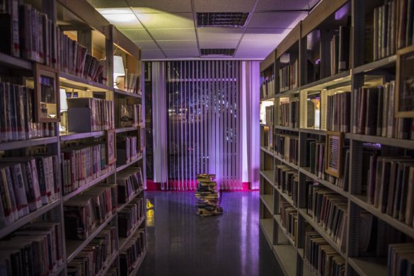 Night Library - 2