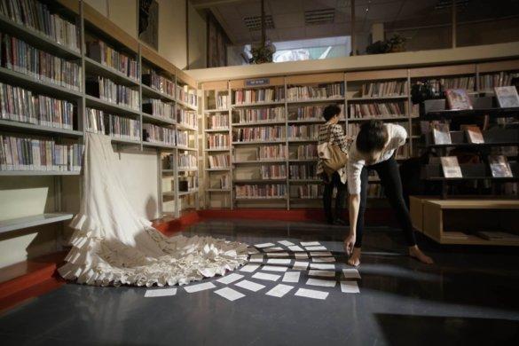 Night Library - _DSC7910