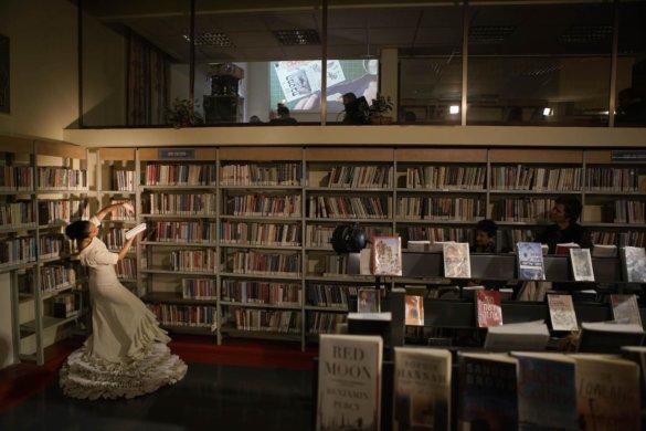 Night Library - _DSC8284
