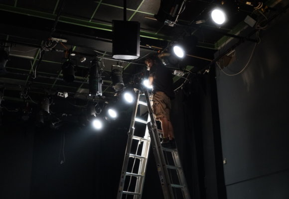 Backstage - g9