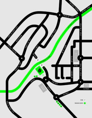 מידע שימושי - מפה
